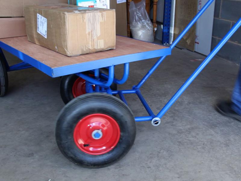 Automobile Trolley