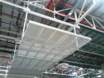 Mezzanine Structure